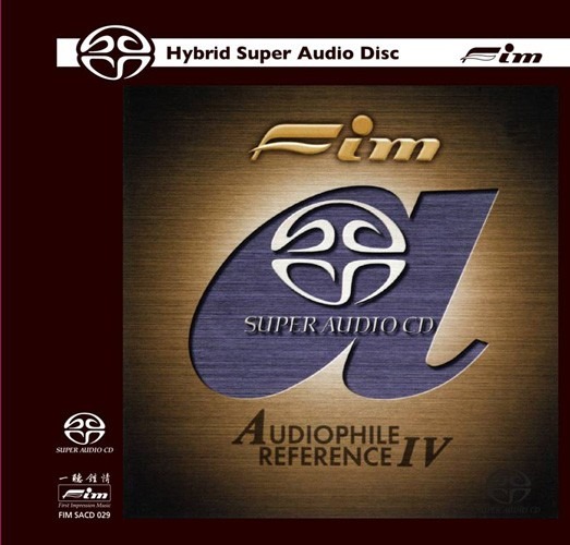 Audiophile Reference Iv Cd Cd