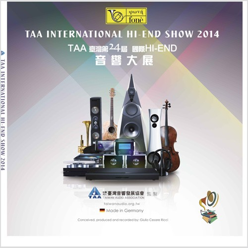 TAA International Hi-End Show 2014