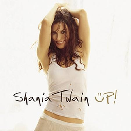 Shania Twain - Up!  (Red Colored Vinyl)