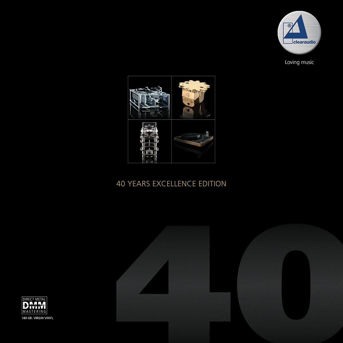 Clearaudio - 40 Years Excellence
