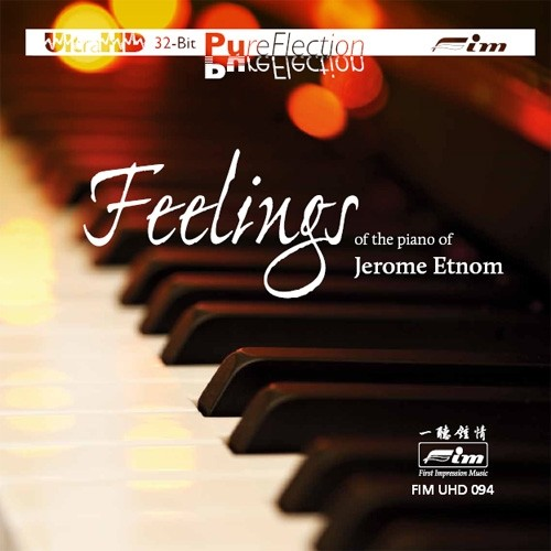 Jerome Etnom - Feelings of the Piano of Jerome Etnom