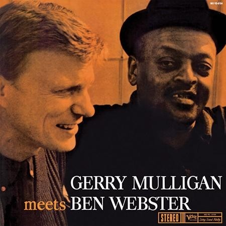Gerry Mulligan & Ben Webster - Gerry Mulligan Meets Ben Webster