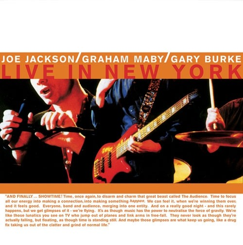 Joe Jackson - Live in New York: Summer In The City