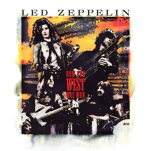 Led Zeppelin - How The West Was Won (4LP Box Set)