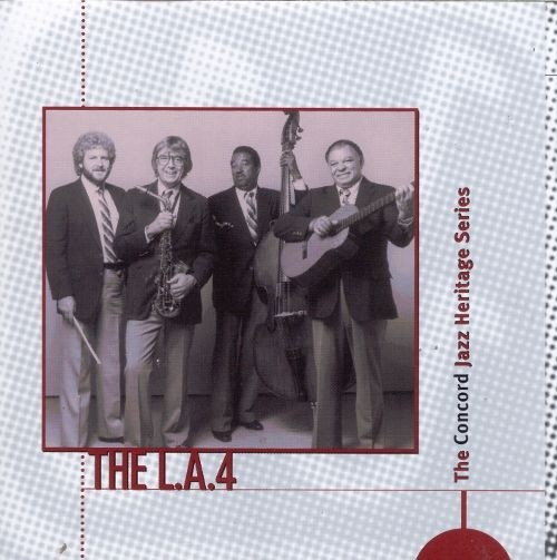 LA4 ‎– The Concord Jazz Heritage Series