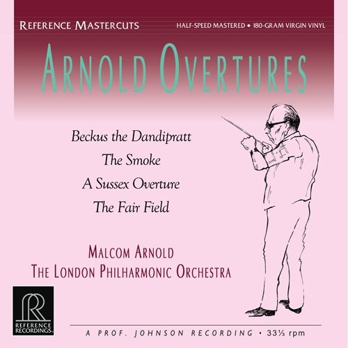 Malcolm Arnold - Arnold Overtures