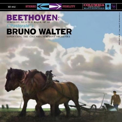 Bruno Walter - Beethoven: Symphony No. 6 in F Major, Op. 68  (Columbia Symphony Orchestra)