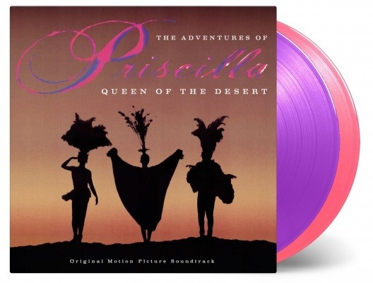 Soundtrack - The Adventures of Priscilla: Queen of the Desert