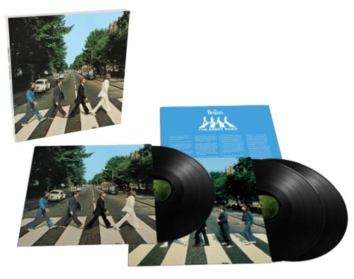 The Beatles - Abbey Road (Anniversary Deluxe Edition 3LP Box Set)