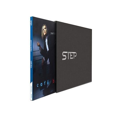 Patricia Barber - Cafe Blue  (Limited Edition 1STEP + Book)