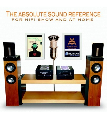 STS Digital - The Absolute Sound Reference Vol. 1
