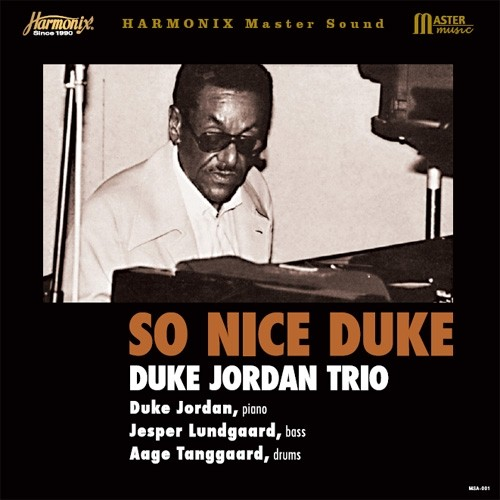 Duke Jordan Trio - So Nice Duke
