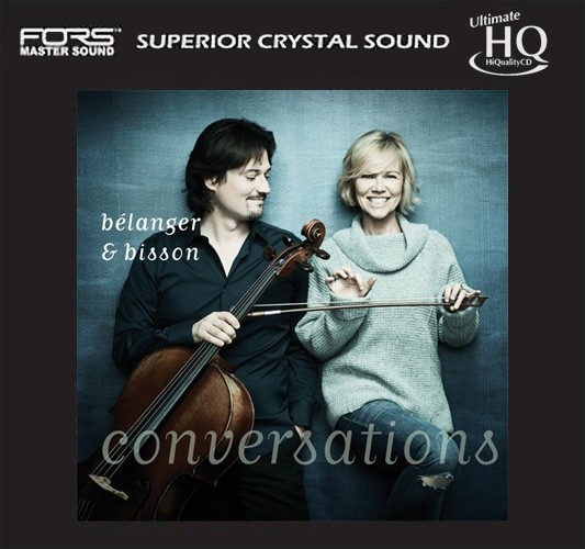 Vincent Belanger & Anne Bisson - Conversations