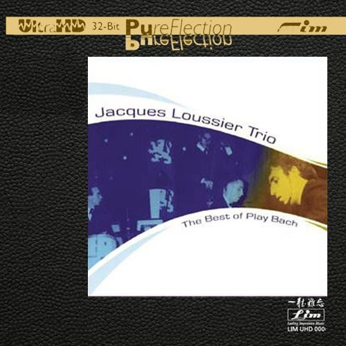 Jacques Loussier Trio: The Best of Play Bach