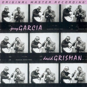 Jerry Garcia & David Grisman - Jerry Garcia & David Grisman