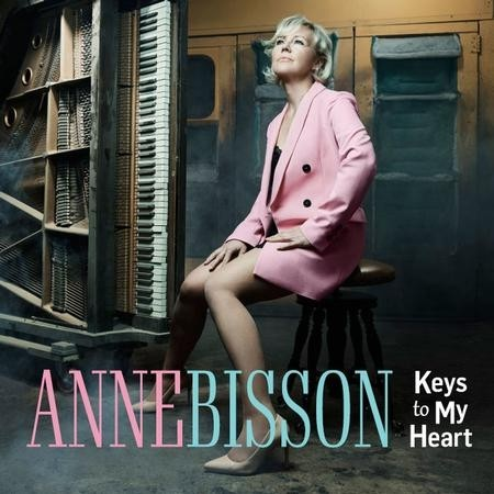 Anne Bisson - Keys To My Heart  (One-Step Numbered Limited Edition 180 Gram 45 RPM 2LP)