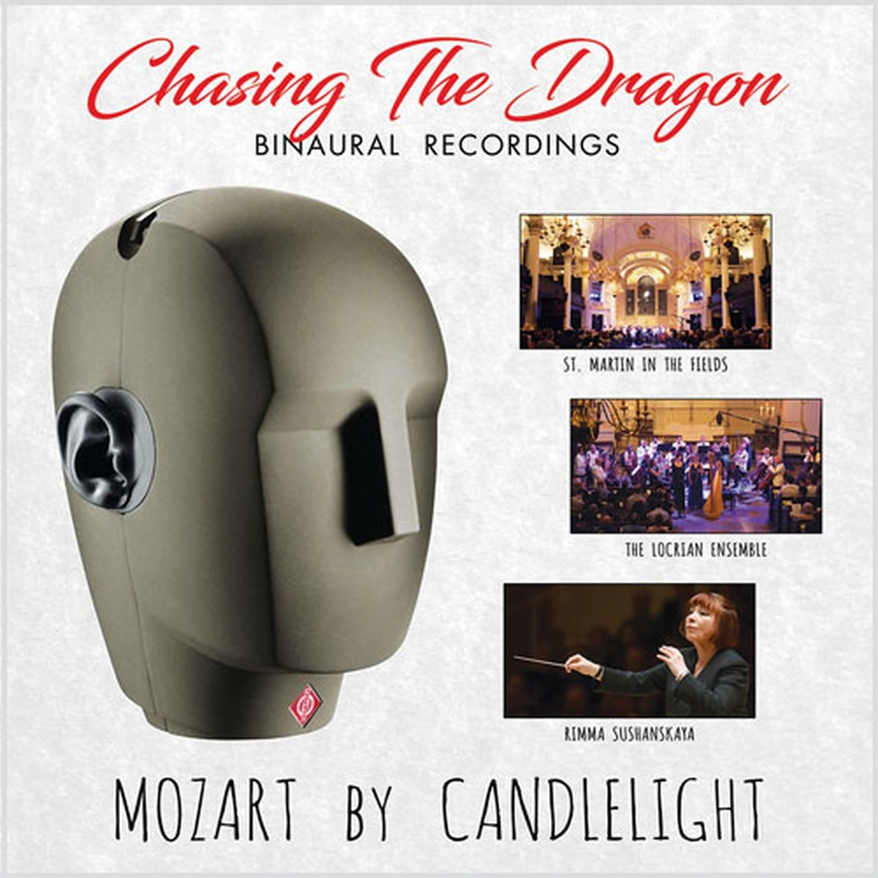 Mozart By Candlelight - Binaural Recordings