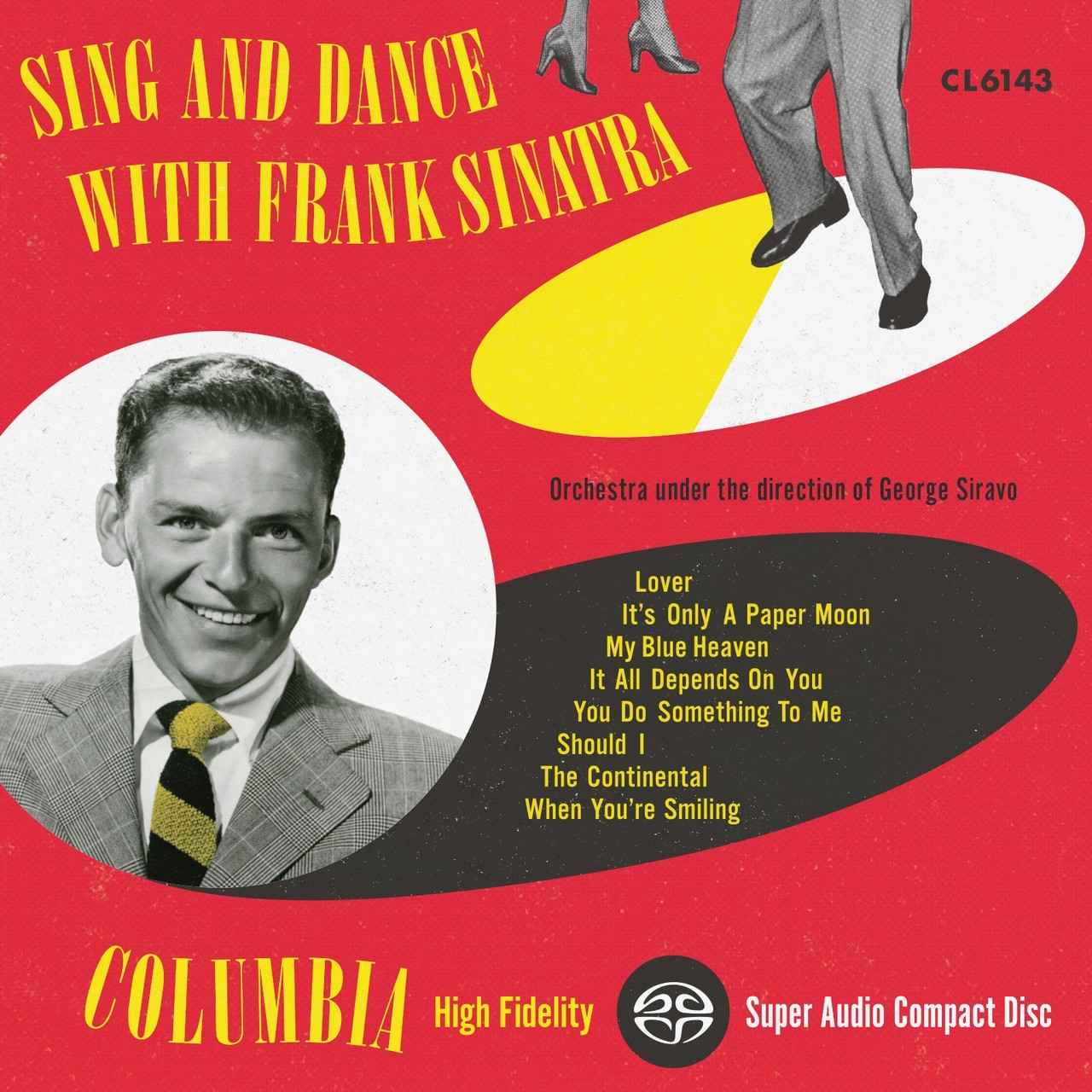 Frank Sinatra - Sing And Dance With Frank Sinatra