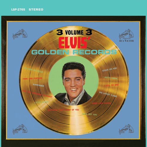Elvis Presley - Golden Records Vol. 3