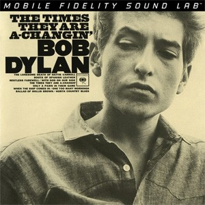 Bob Dylan  - The Times They Are A Changin' (Mono)