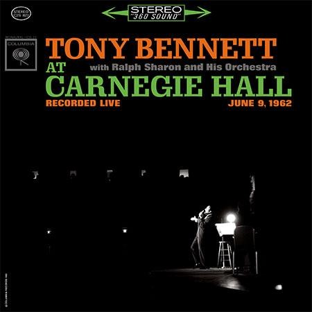 Tony Bennett - Tony Bennett At Carnegie Hall