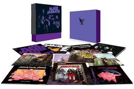 Black Sabbath - The Vinyl Collection: 1970-1978