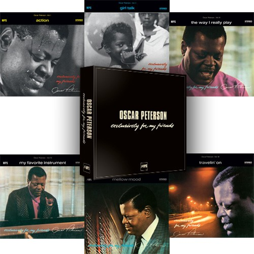 Oscar Peterson - Exclusively For My Friends
