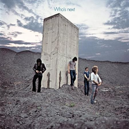 The Who - Who's Next (Blue Vinyl)