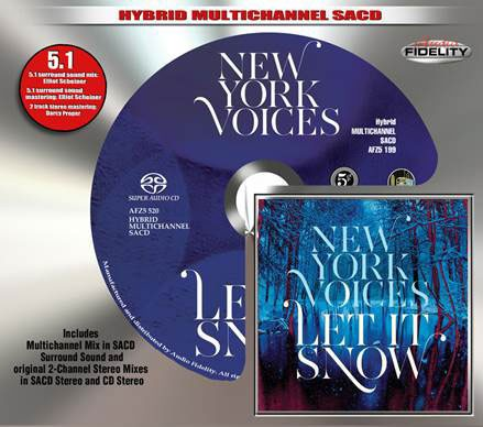 New York Voices - Let It Snow