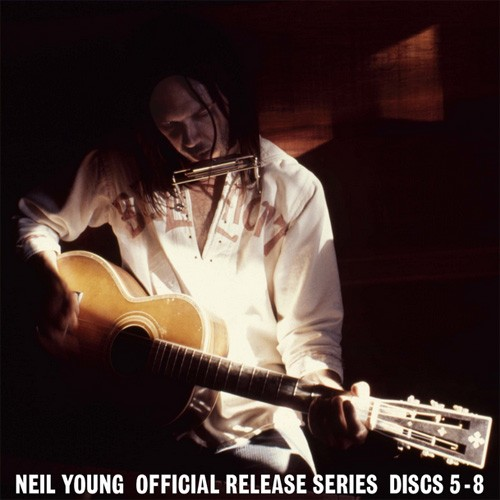 Neil Young Neil Young Official Release Series Discs 5 8