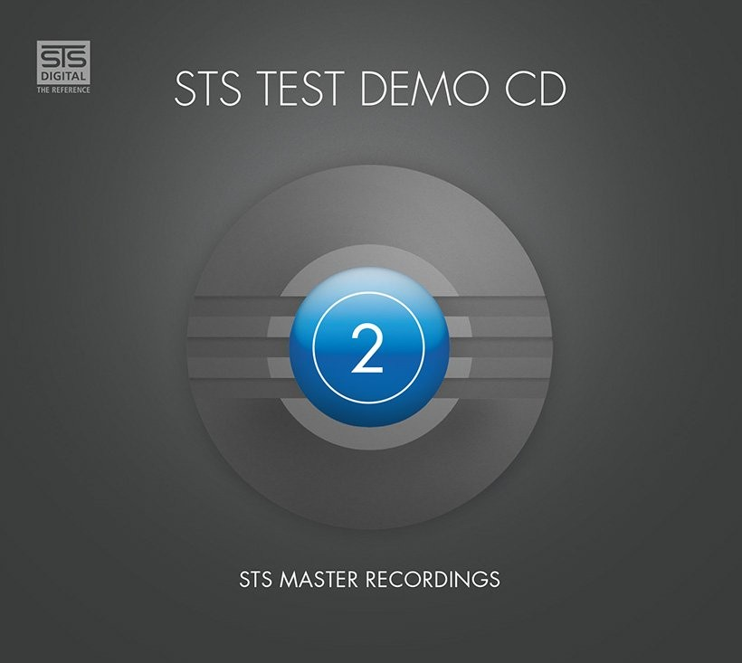 STS Test Demo CD - STS Master Recordings - Vol 2