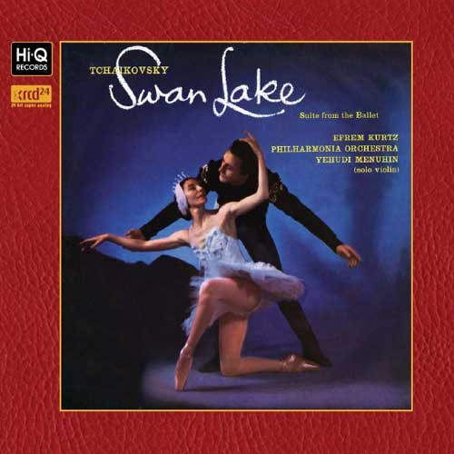 Efrem Kurtz - Tchaikovsky Swan Lake Suite From The Ballet/Menuhin