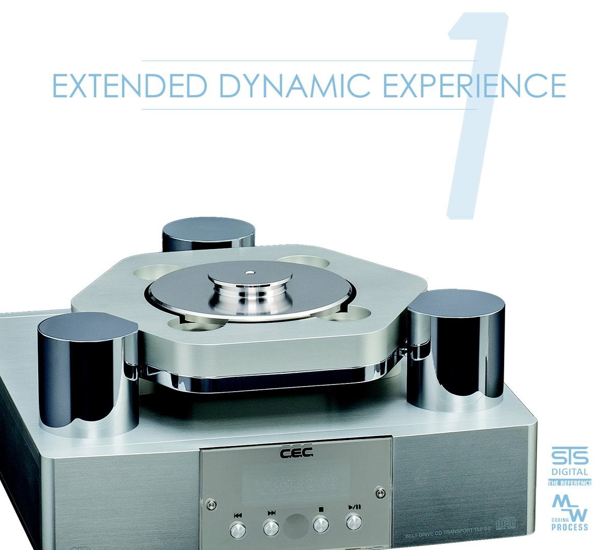 STS Digital - Extended Dynamic Experiance, Vol. 1
