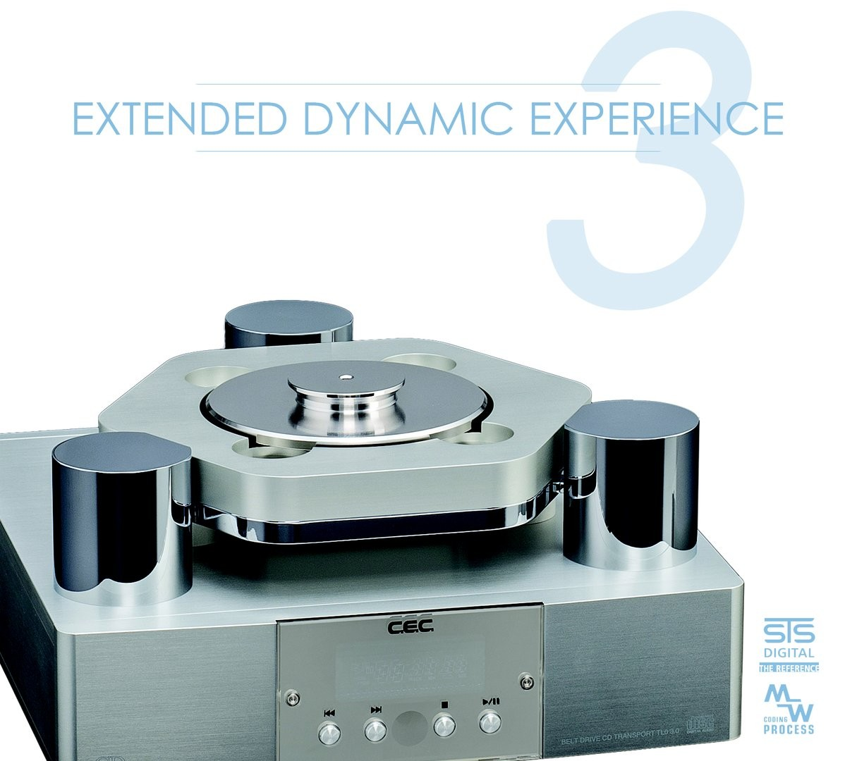 STS Digital - Extended Dynamic Experiance, Vol. 3