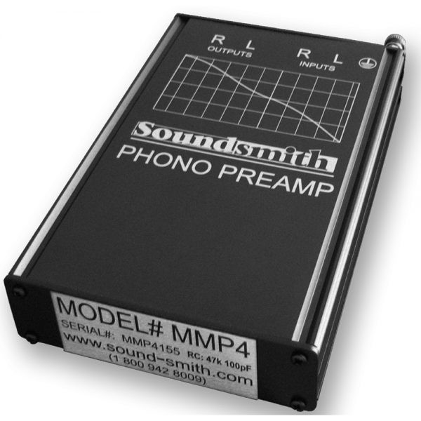 Soundsmith Phono Preamp - MMP4