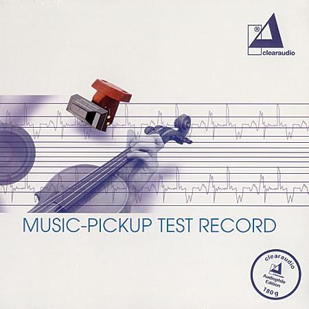 Clearaudio - Music Test Record