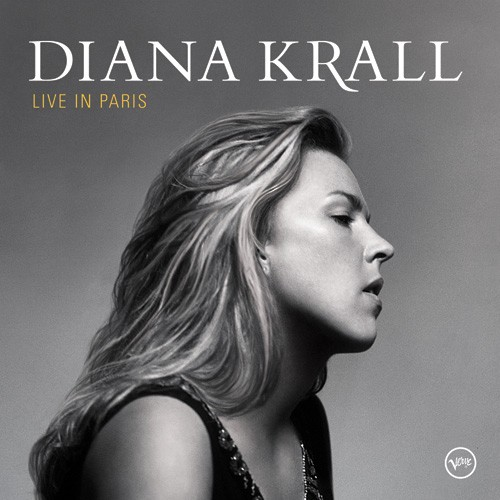 DIANA KRALL - LIVE IN PARIS (45rpm)