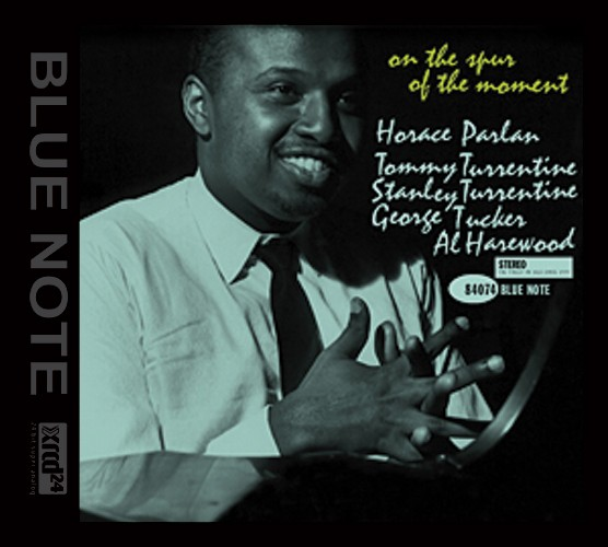 Horace Parlan - On the Spur of the Moment
