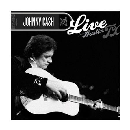 Johnny Cash - Live From Austin Texas