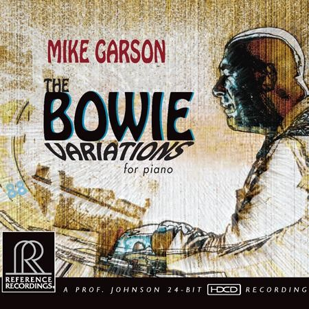 Mike Garson - The Bowie Variations for piano