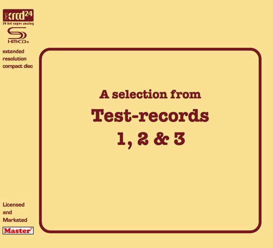 Opus 3 - A Selection From Test Records 1, 2 & 3