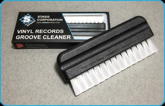 Stasis Groove Cleaner Brush