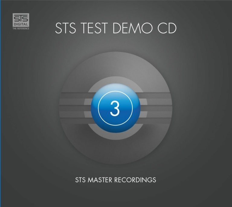 STS Test Demo CD - STS Master Recordings - Vol 3