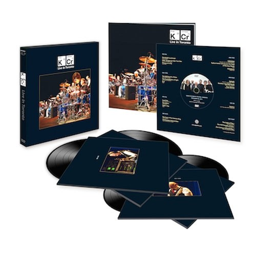 King Crimson - Live in Toronto Box Set