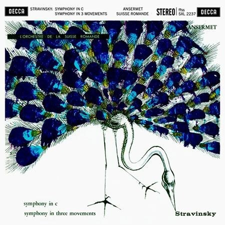 Ernest Ansermet - Stravinsky: Symphony In Three Movements