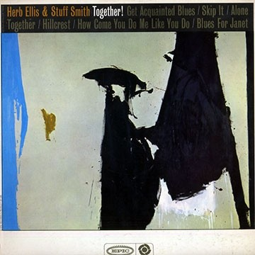 Herb Ellis & Stuff Smith ‎– Together!