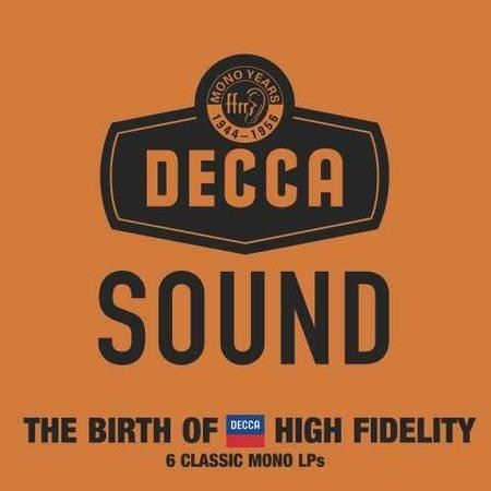 The Decca Sound - The Mono Years  (6 LP Box Set)