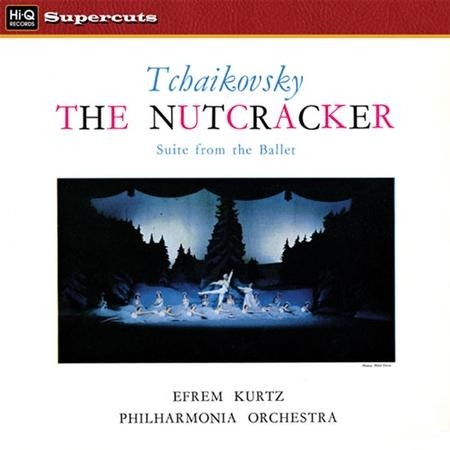 Efrem Kurtz - Tchaikovsky: The Nutcracker