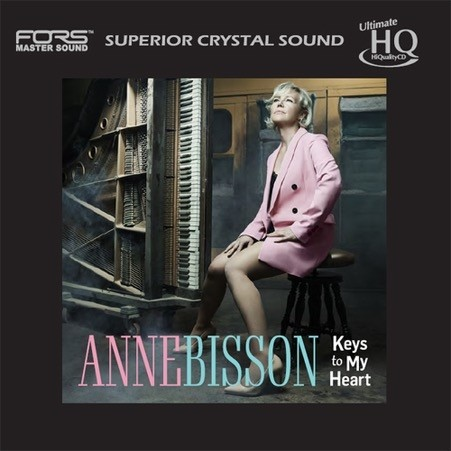 Anne Bisson - Keys To My Heart