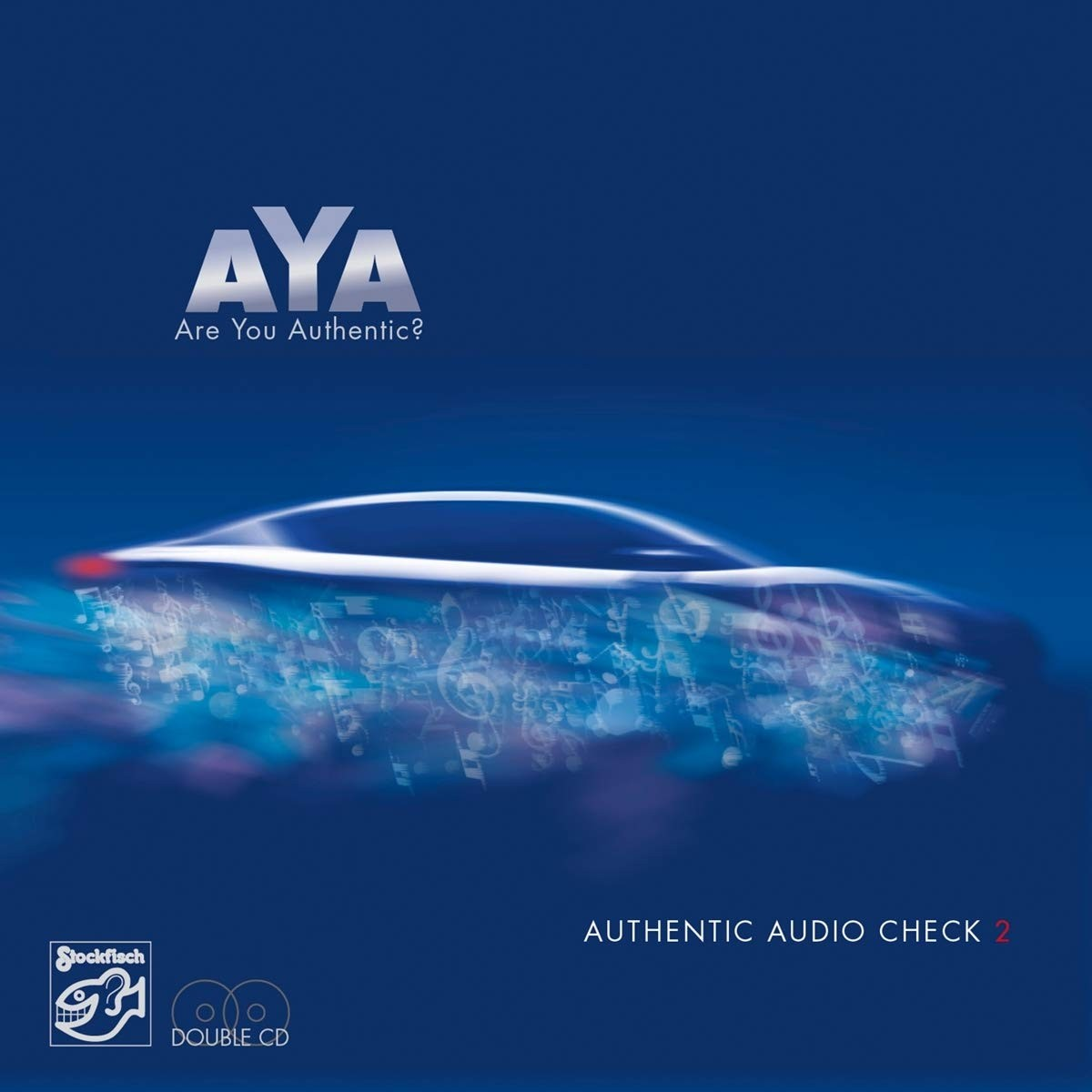 Are You Authentic? - AYA - AUTHENTIC AUDIO CHECK 2